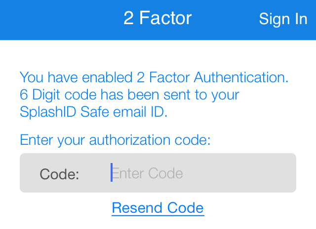 2-factor screenshot